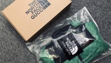 Gucci x The North Face 北面联名古驰老花