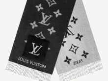 LV M74353 M74354 COLD REYKJAVIK 围巾