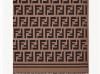 Fendi芬迪 FXT282A3Q1F0QE1 FXT282A3Q1F0QG1 米色桑蚕丝羊毛混纺盖毯
