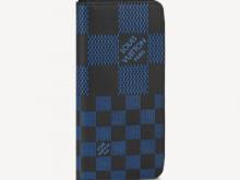 LV N60442 蓝色 ZIPPY VERTICAL 钱夹