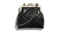 Chanel AP1555 B03941 94305 夹子包