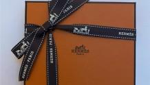 新年买新包Hermes Silk in短钱包