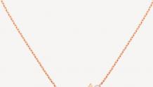 LV Q93689 STAR BLOSSOM 18K金钻石项链