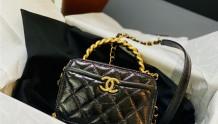 Chanel AS2178 小号化妆包|老公送的第一只包