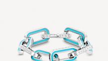 LV M80194 M80195 MONOGRAM LINKS CHAIN 项链跟手链