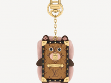 LV M69551 EYE TRUNK BEAR 包饰与钥匙扣