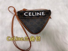 Celine三角包 | 可爱实用异形包
