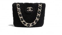 Chanel AS2257 B04623 94305 钻石羊毛水桶包