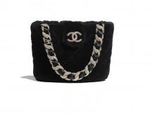 Chanel AS2257 B04623 94305 钻石羊毛水桶包