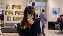 开箱分享|‣香奈儿 AS2477 21ss春夏新款粉色包乐福鞋