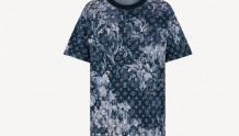 LV 1A8H2R MONOGRAM TAPESTRY T 恤