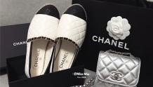 Chanel 2021春夏竟然出了这只银色小可爱mini trendy cc