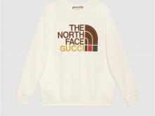 The North Face x Gucci 617964 XJDBY 9095 联名系列女士棉质卫衣