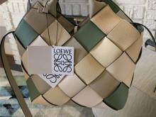 2021新款Loewe编织包实物到啦!