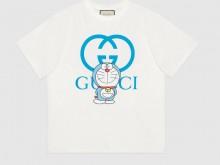 Gucci 616036 XJDEZ 9791 Doraemon x Gucci联名系列 超大造型T恤
