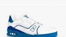 LV 1A8SJX 1A8SJJ TRAINER 运动鞋