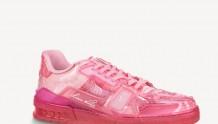 LV 1A8KJN 1A8KK5 TRAINER 运动鞋