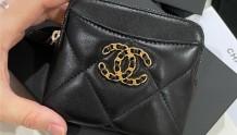 这款chanel是卡包还是零钱包到手真香