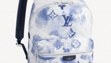LV M45760 水墨系列 DISCOVERY 双肩包