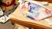 Lv M45759 春夏新款|水墨印花系列腰包