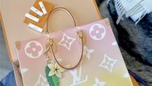 LV M57639 夏季限定色on the go大号