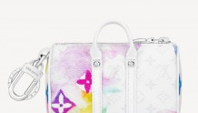 LV MP2975 MONOGRAM WATERCOLOR 包饰与钥匙扣