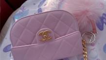 Chanel AS2484 21马鞍 粉紫色就是最香的!