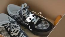 Lv 1A8Q1I ollie 运动鞋 送老公绝对不踩雷