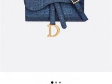 买过最后悔的万元包:Dior牛仔腰包