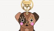 LV M80242 PUPPY 包饰与钥匙扣