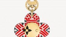 LV M69719 M69720 CRAFTY VIVIENNE HEAD 包饰与钥匙扣