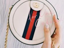 新入手Gucci 550618 小圆饼,是夏天的风格~