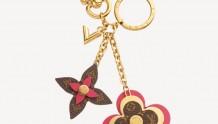 LV M63084 BLOOMING FLOWERS 包饰与钥匙扣