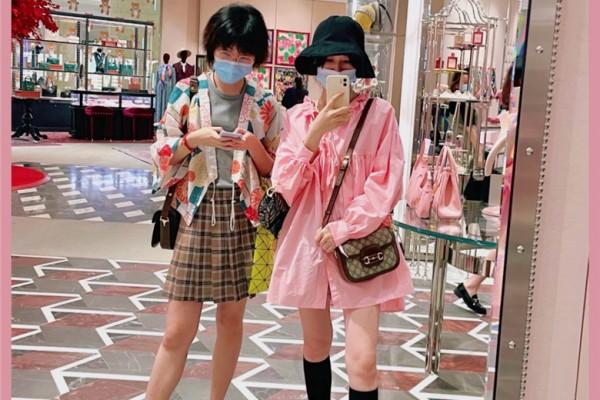 新加坡|Gucci 658574 1955 mini真香啊!