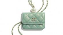 Chanel AP2119 B05421 NC024 链条口盖零钱包
