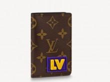 LV M45787 口袋钱夹