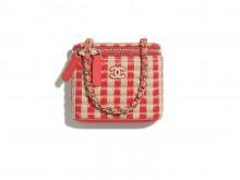 Chanel AP1998 B05010 N4131 小号链条化妆包