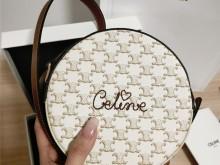 celine520限定系列 小圆饼 容量测评