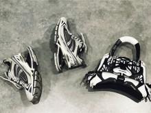 BALENCIAGA新一季Xpander&Sneakerhead赢了