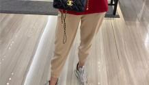 Chanel AS2615 2021早秋唯一收的金珠包