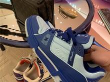 Louis Vuitton LV 1A8WEJ 北卡蓝男鞋trainer