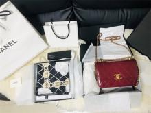 Chanel 2021秋冬高级手工坊发售日 双金球包