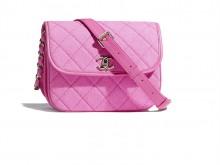 Chanel  AS2537 B05615 NC517 小号邮差包
