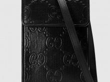 Gucci 625571 GG印花 压纹迷你手袋
