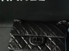 Chanel 2.55mini all black