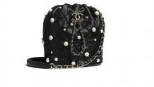 Chanel AS2519 B05523 94305 小号珍珠抽绳包