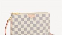 LV N60460 DOUBLE ZIP POCHETTE 手袋