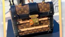 对标Chanel Hermes Dior!LV M45908 Trianon全新贵妇级包包解析