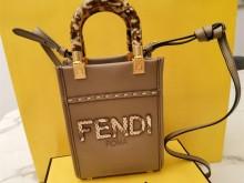 FENDI mini tote 2021新款