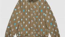 Doraemon x Gucci 654753 ZAGUC 2138 联名系列GG双面夹克